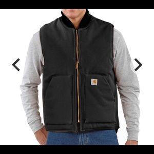 Small Black Carhartt Vest